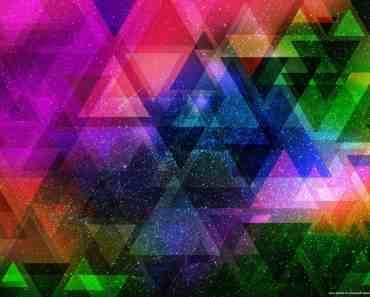 Intergalactic Triangles