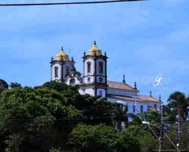 Basílica Santuário do Senhor do Bonfim, Salvador-Bahia Brasil