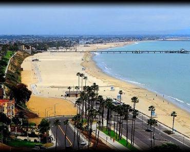 Coast of Long Beach