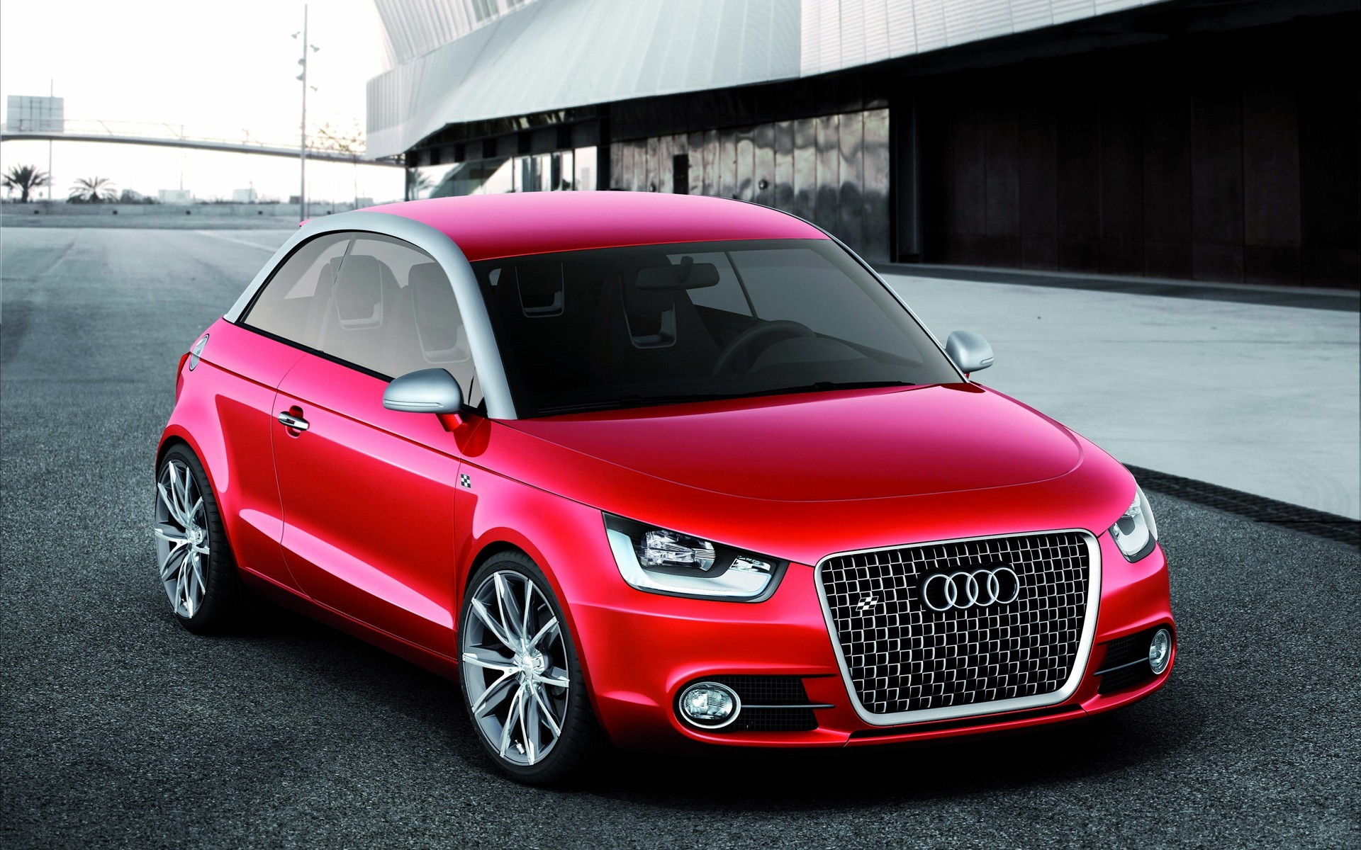 Black And Gold Iphone Wallpaper 2008 Audi A1 Project Quattro Wallpapers Hd Wallpapers