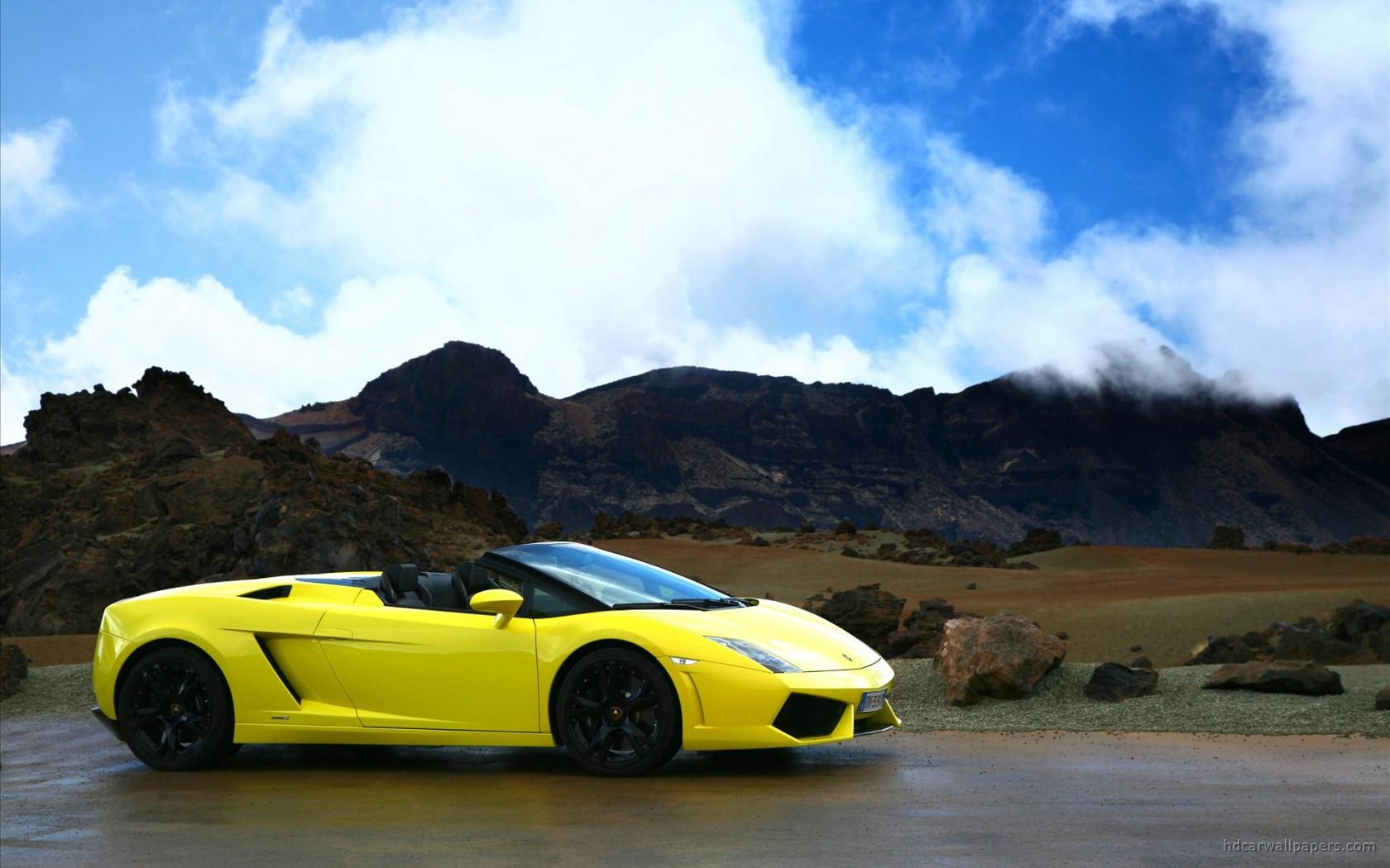 3d Car Wallpapers For Android 2009 Lamborghini Gallardo Lp560 4 Spyder 4 Wallpapers Hd