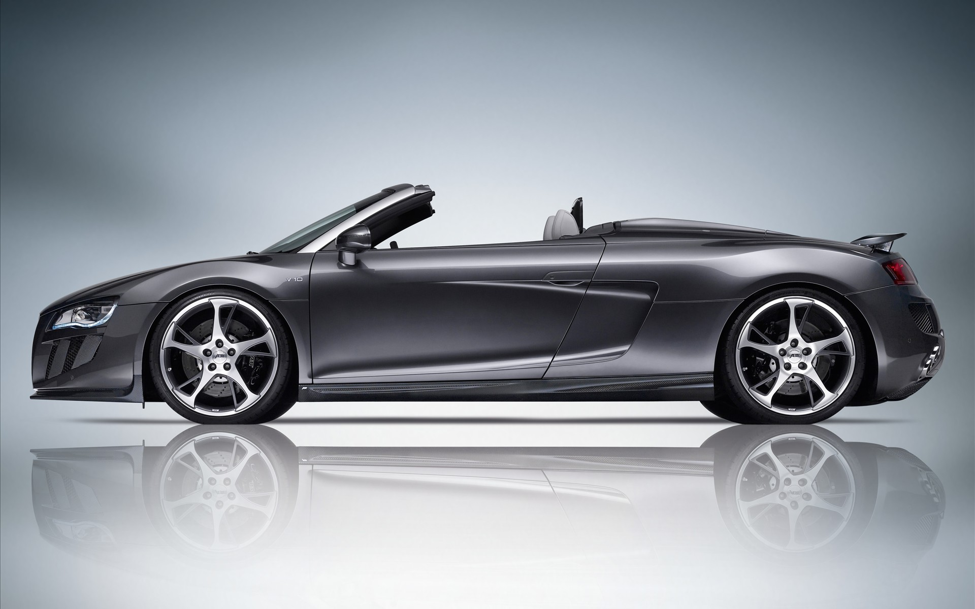 2010 Abt Audi R8 Spyder 2 Wallpapers Hd Wallpapers Id 8509