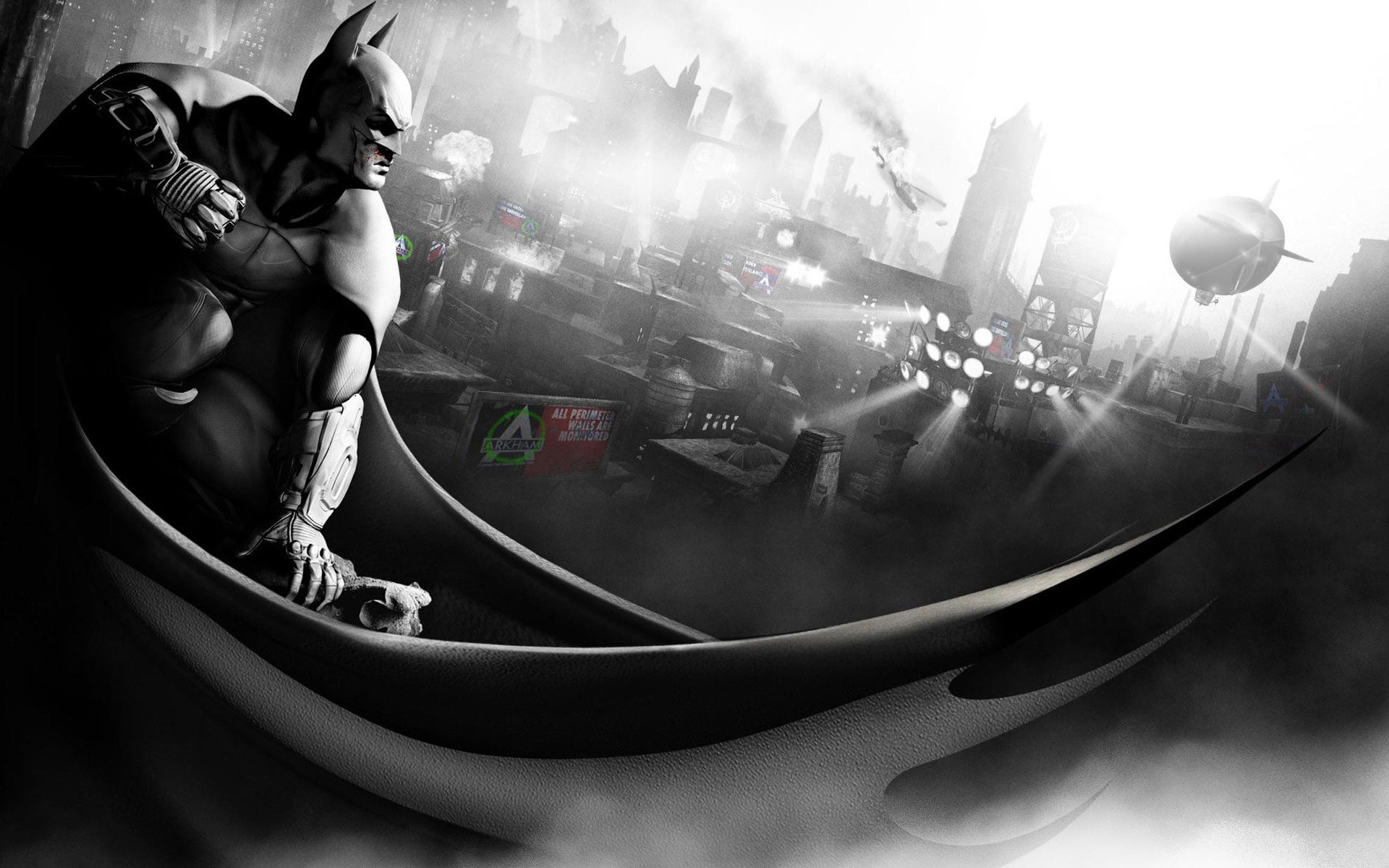 Cute Monster Wallpaper For Android 2011 Batman Arkham City Wallpapers Hd Wallpapers Id 10112