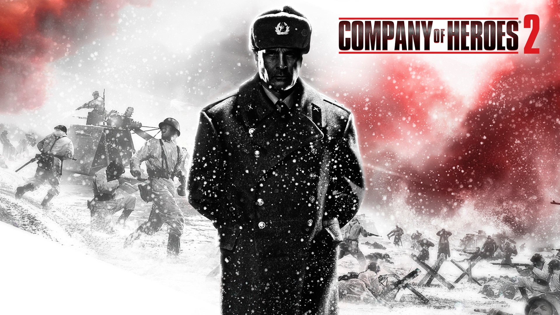 Titan Fall 2 Hd Wallpaper 2013 Company Of Heroes 2 Game Wallpapers Hd Wallpapers