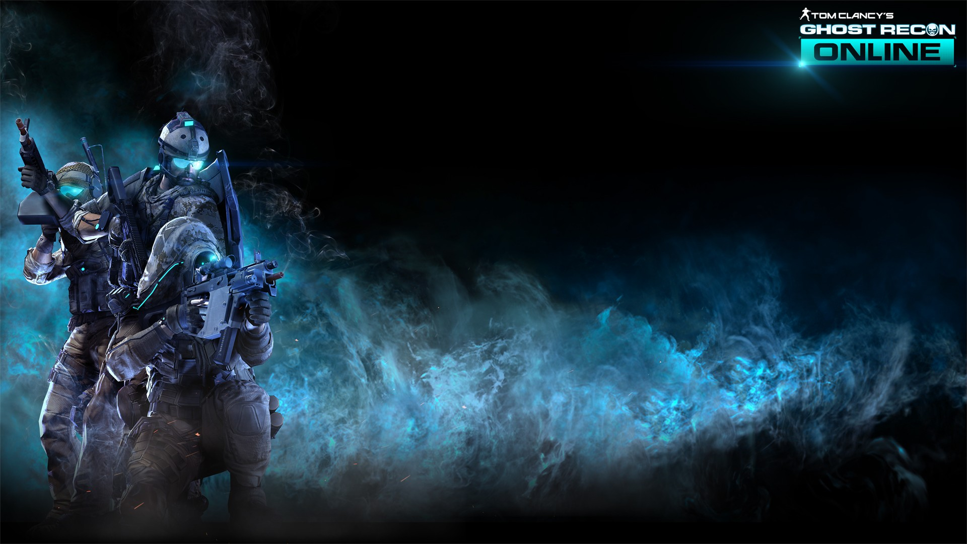 Mw2 Ghost Wallpaper Hd 2013 Tom Clancy S Ghost Recon Online Wallpapers Hd