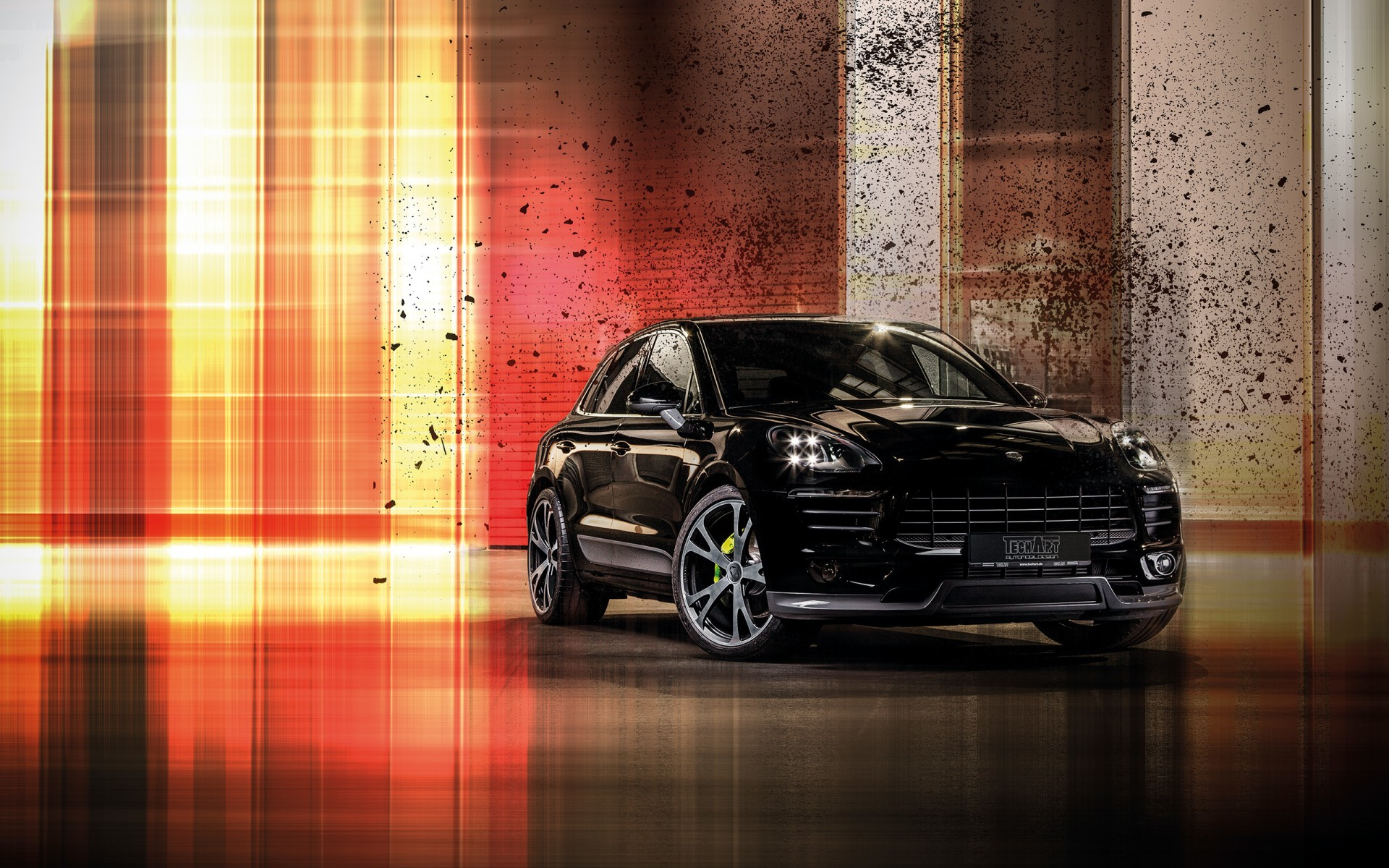 2015 Porsche Macan Wallpapers Hd Wallpapers Id 15681