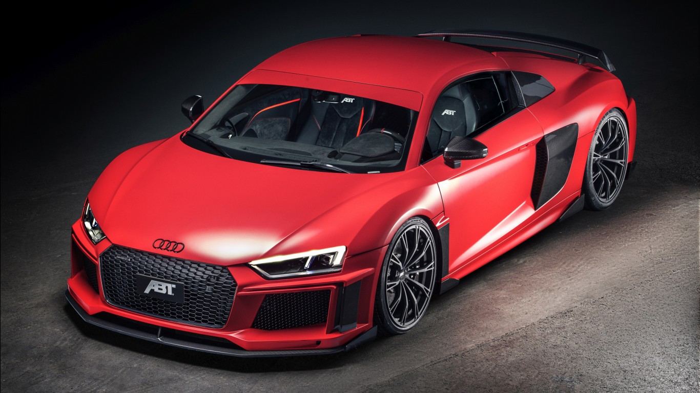 2017 ABT Audi R8 4K Wallpapers  HD Wallpapers  ID 19939