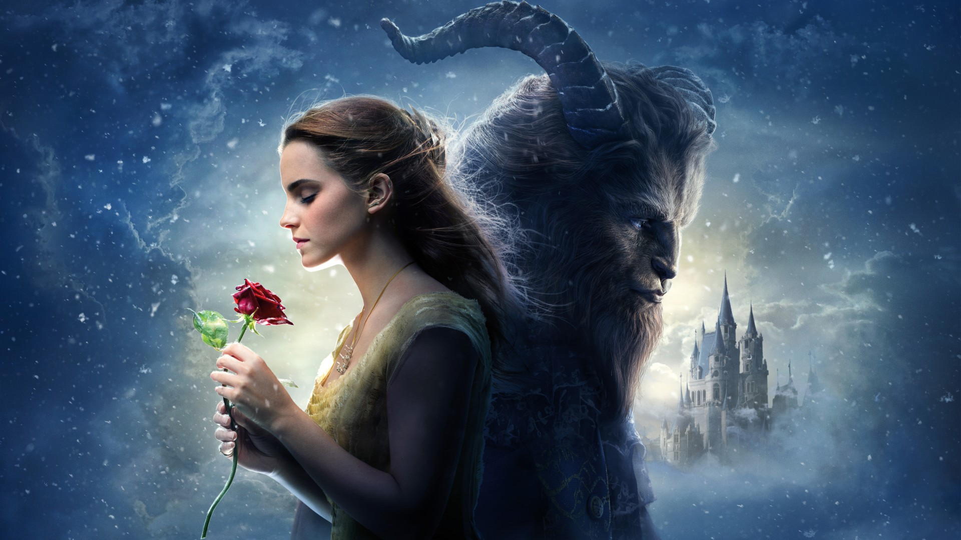 Creative Fall Wallpaper 2017 Beauty And The Beast Wallpapers Hd Wallpapers Id