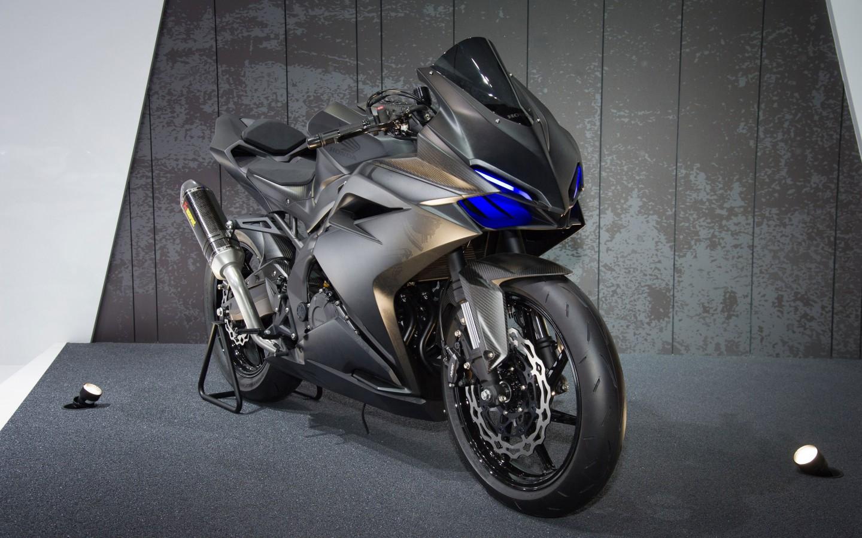 Bmw S1000rr Girl Wallpaper 2017 Honda Cbr250rr Sports Bike 4k Wallpapers Hd