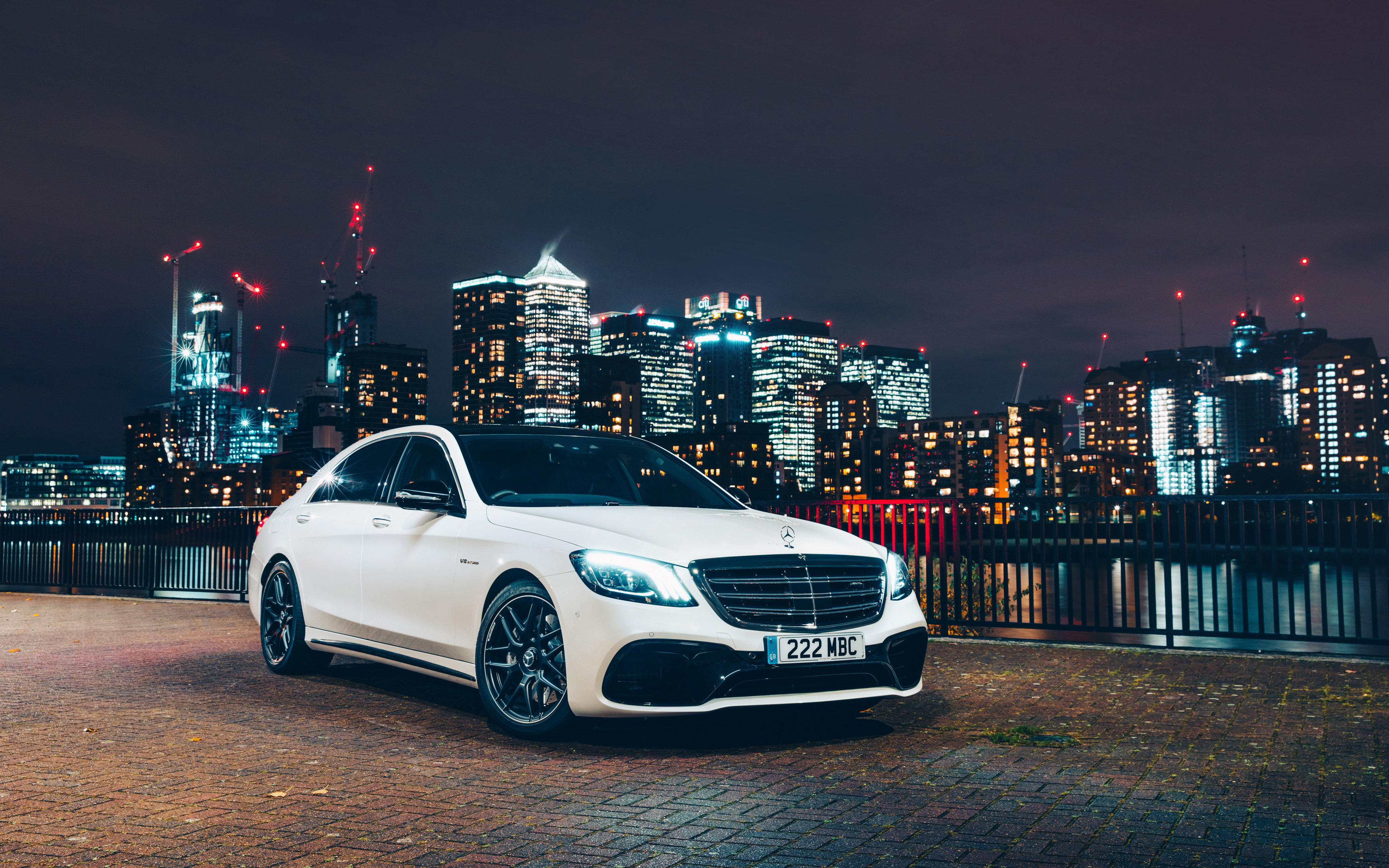 2017 Mercedes Amg S63 4matic 4k Wallpapers Hd Wallpapers Id 22392
