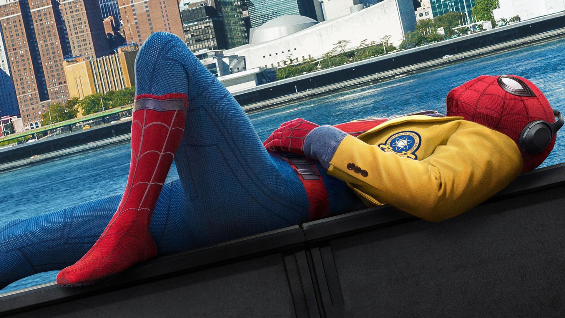 Spider-Man Homecoming - Maior bilheteria de filme de super-heróis de 2017