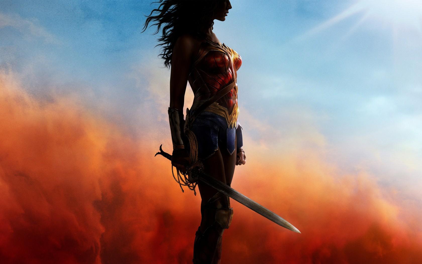 Wonder Woman Wallpaper Iphone X 2017 Wonder Woman Wallpapers Hd Wallpapers Id 18453