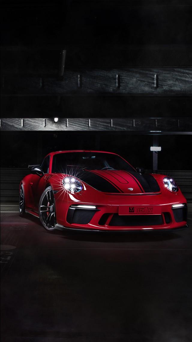 8k Car Wallpaper Download 2018 Techart Porsche 911 Gt3 Wallpapers Hd Wallpapers