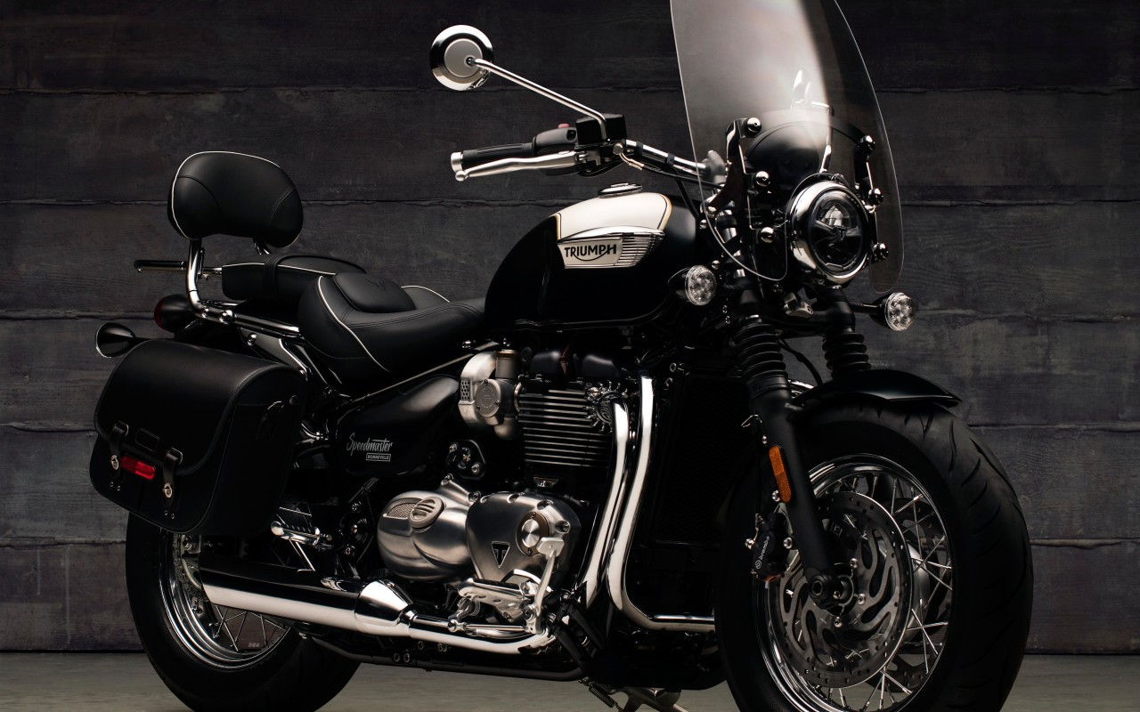2018 Triumph Bonneville Speedmaster 4K HD Wallpapers  HD