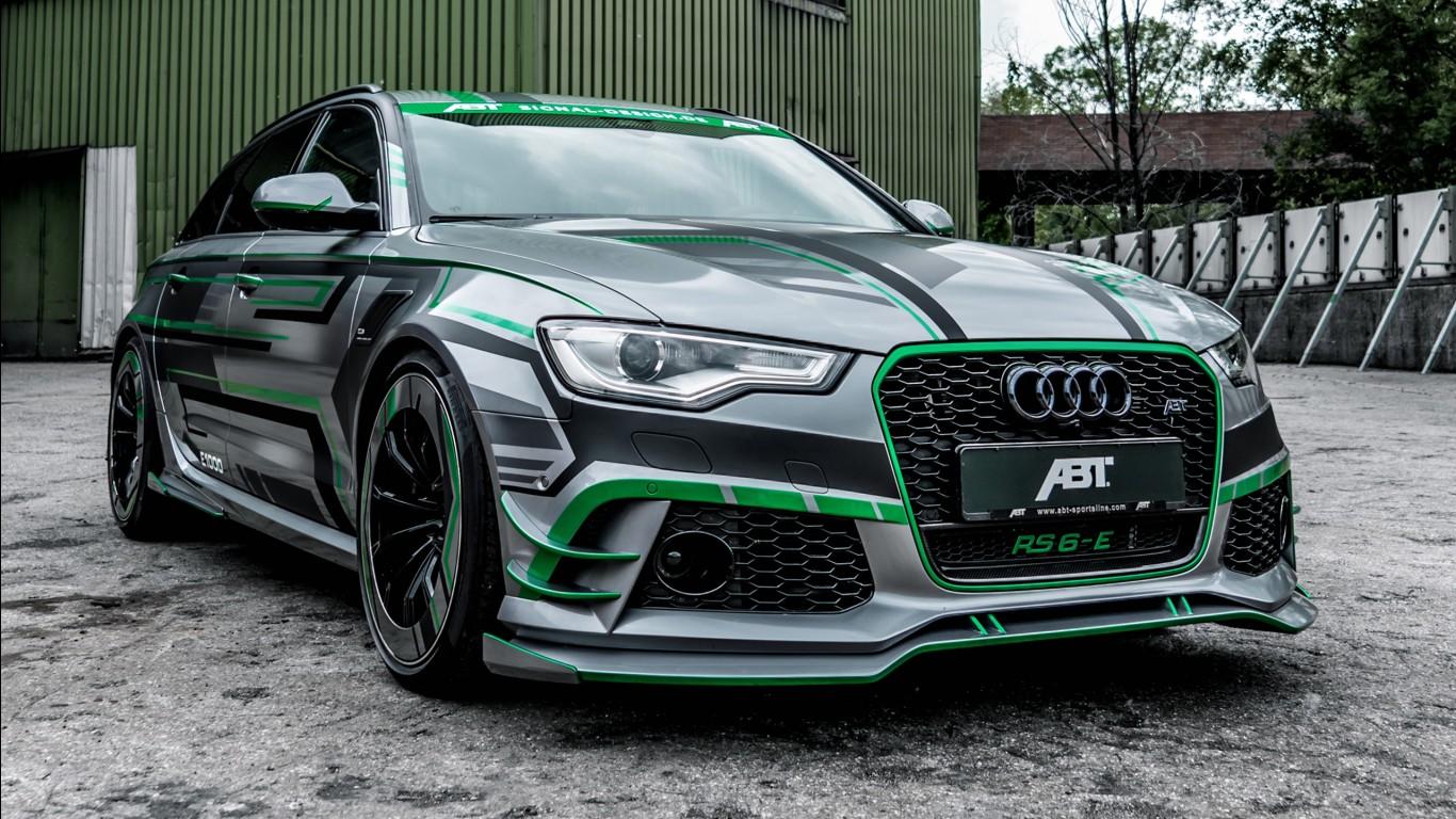 Audi A6 2017 Interior