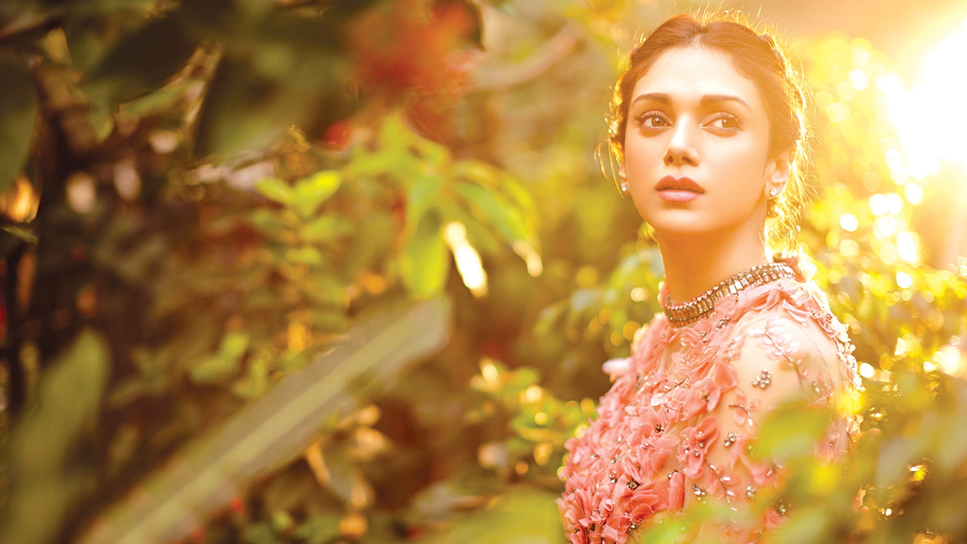 Cute Indian Actress Wallpapers Actress Aditi Rao Hydari Wallpapers Hd Wallpapers Id