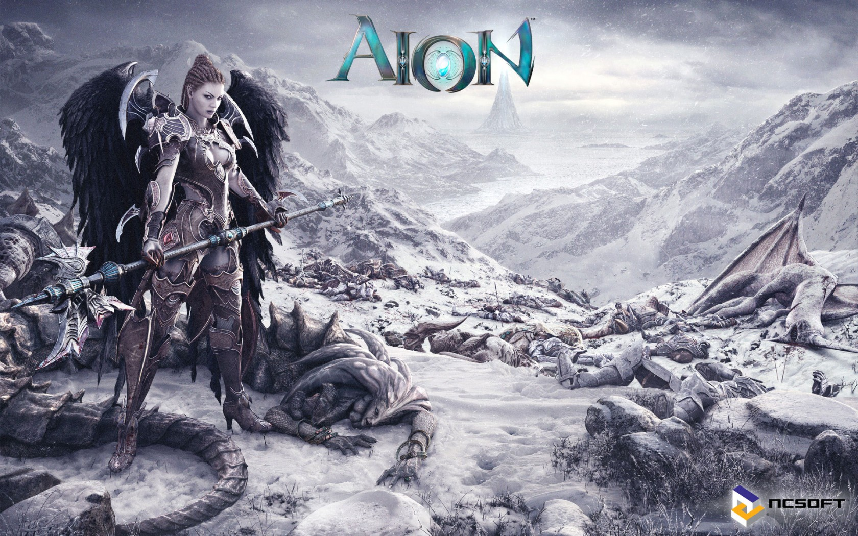 Metro 2033 Wallpaper Hd Aion Online Game Wallpapers Hd Wallpapers Id 7016