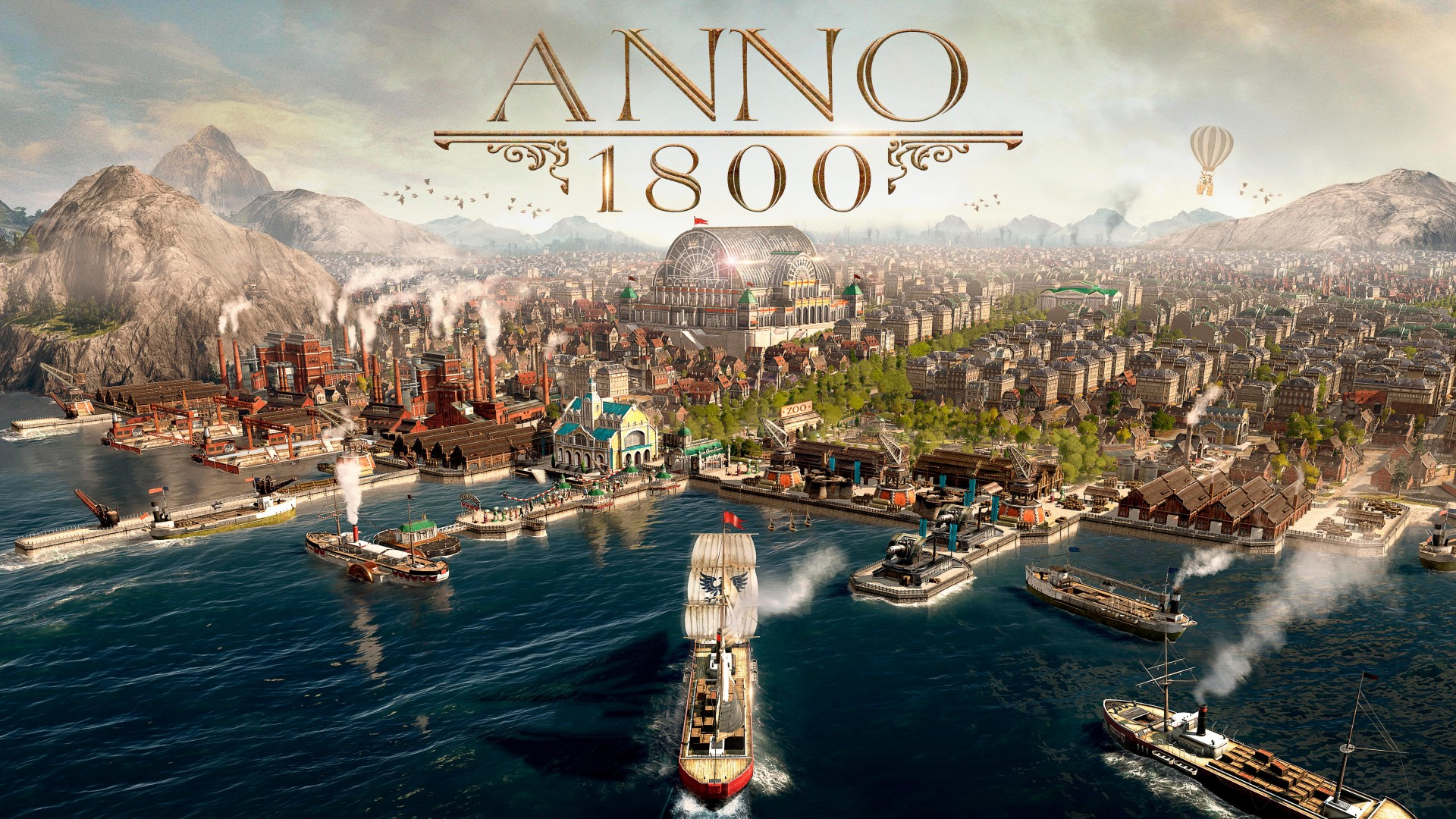 Top  Wallpapers Anno 1800 2019 Game 4k 8k Wallpapers Hd Wallpapers Id