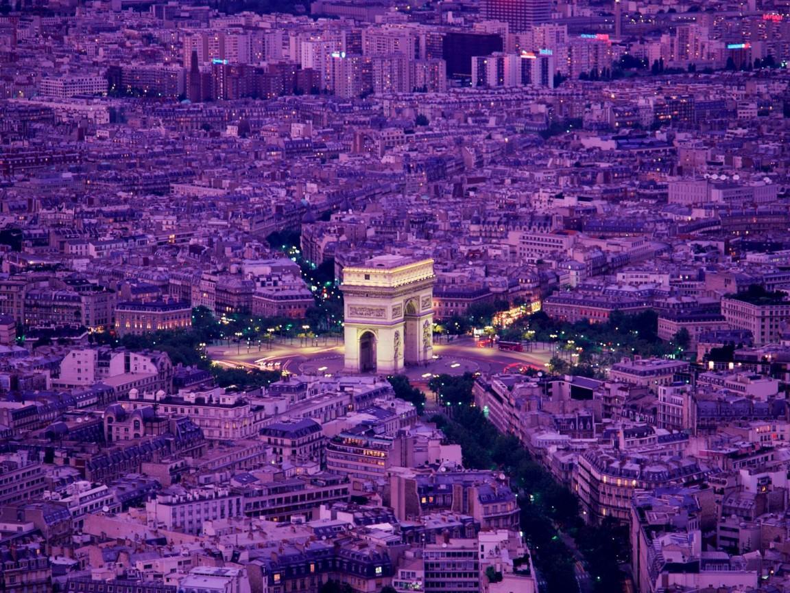 Wallpaper Paris Cute Love Arc De Triomphe Paris France Wallpapers Hd Wallpapers