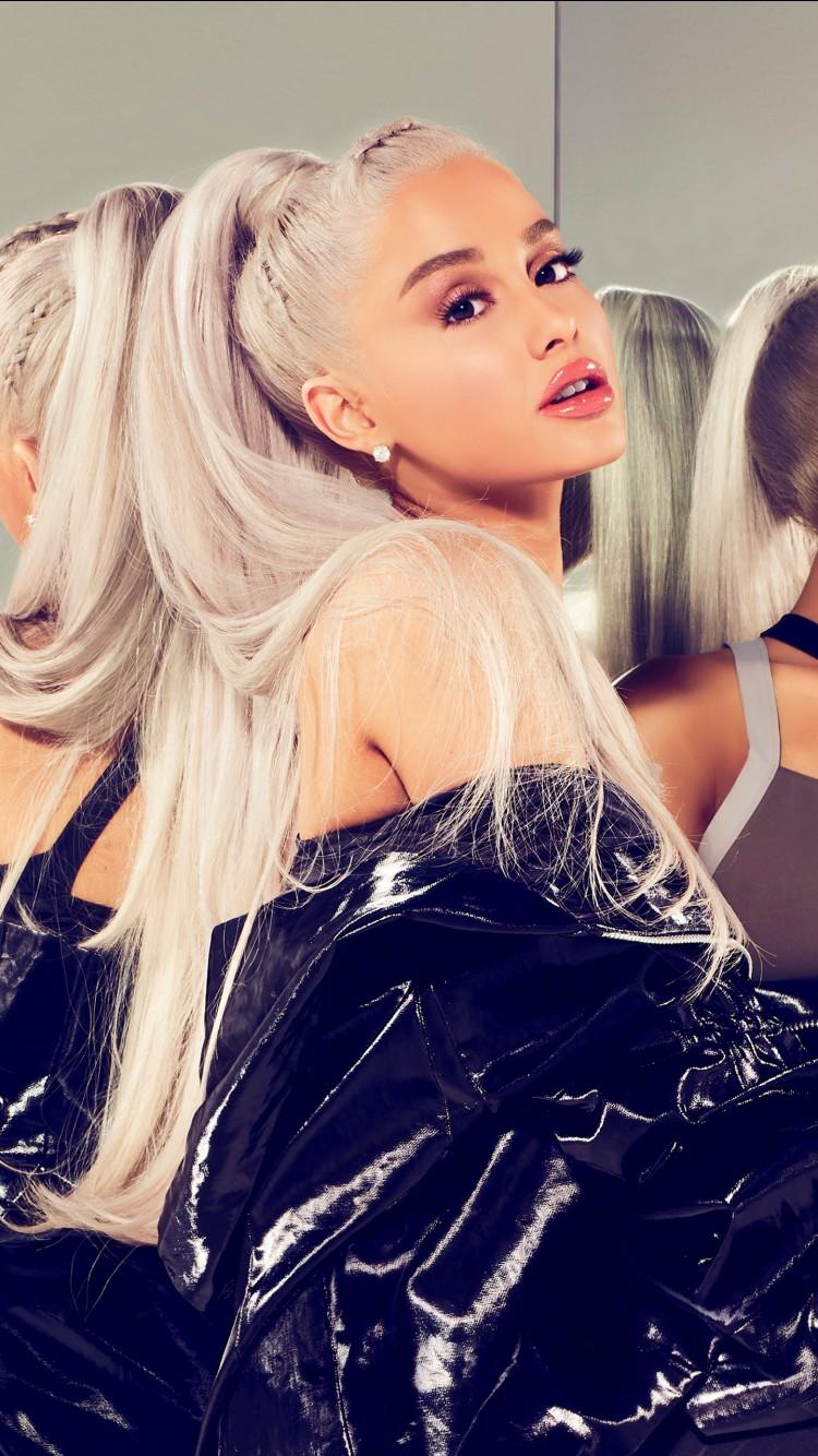 Ariana Grande Wallpaper Iphone 6 Ariana Grande Reebok Us Photoshoot 2018 5k Wallpapers Hd