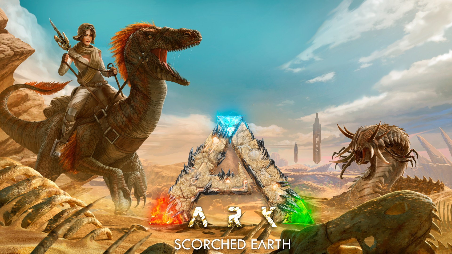 ARK Scorched Earth 4K 8K Wallpapers HD Wallpapers ID 19714