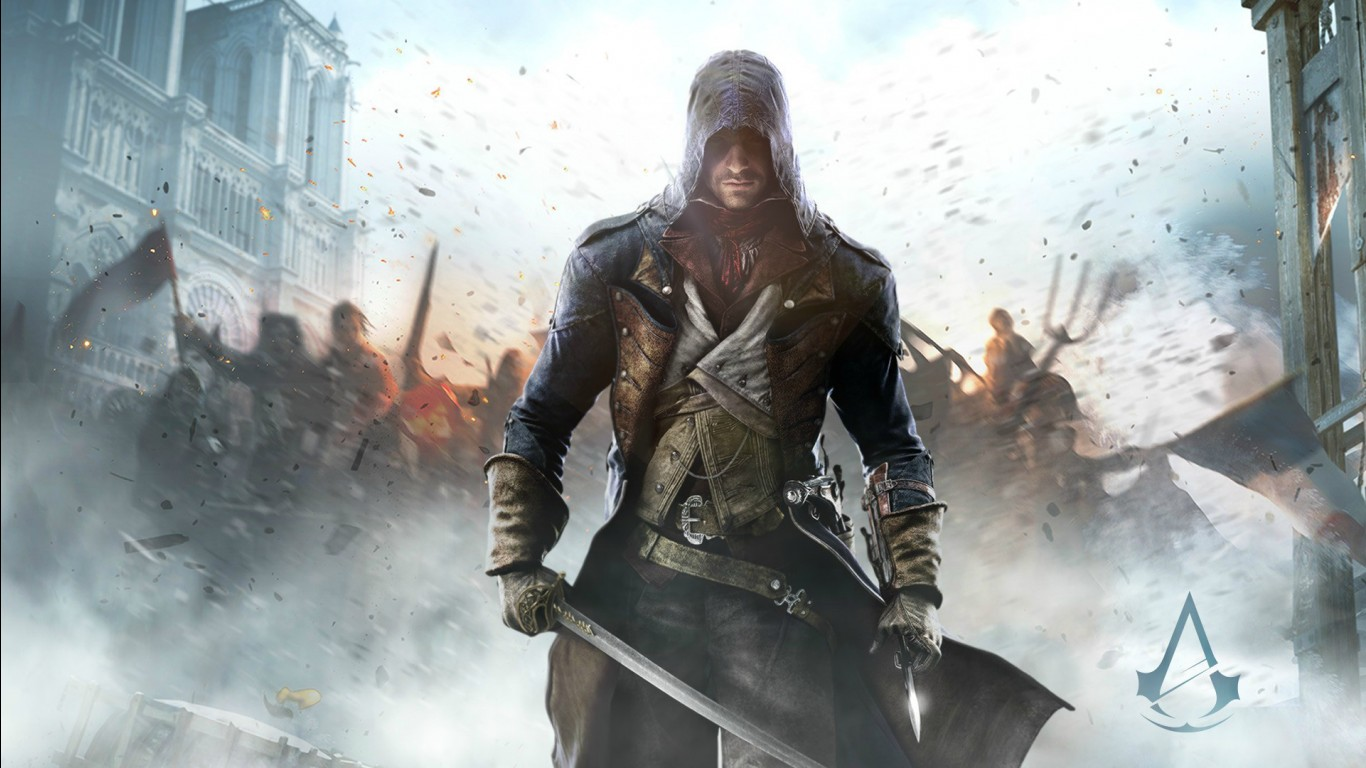 Assassin S Creed Unity Wallpapers Hd Wallpapers Id 13569