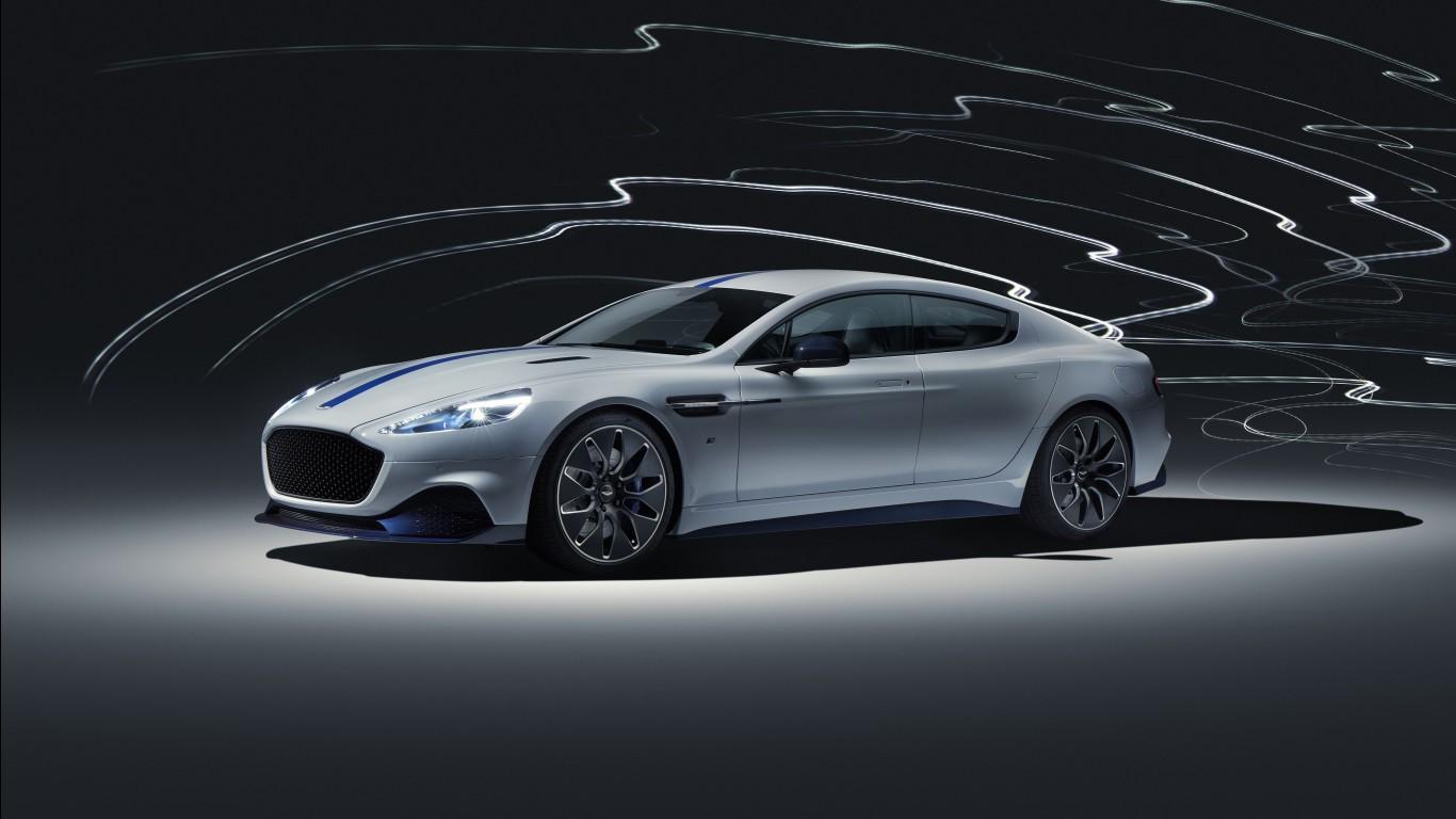 Maserati Wallpaper Iphone X Aston Martin Rapide E 2019 4k 8k Wallpapers Hd