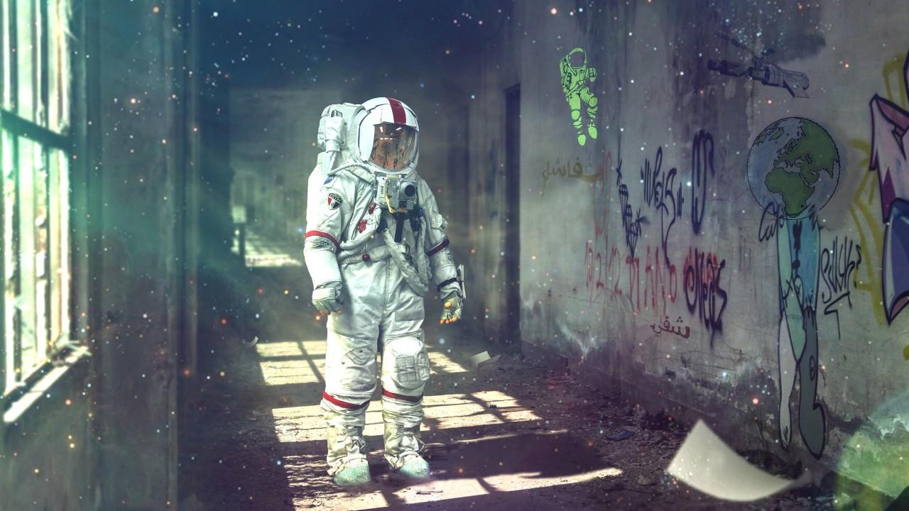 Hd Wallpaper Cars Iphone Astronaut Dream 4k Wallpapers Hd Wallpapers Id 27424