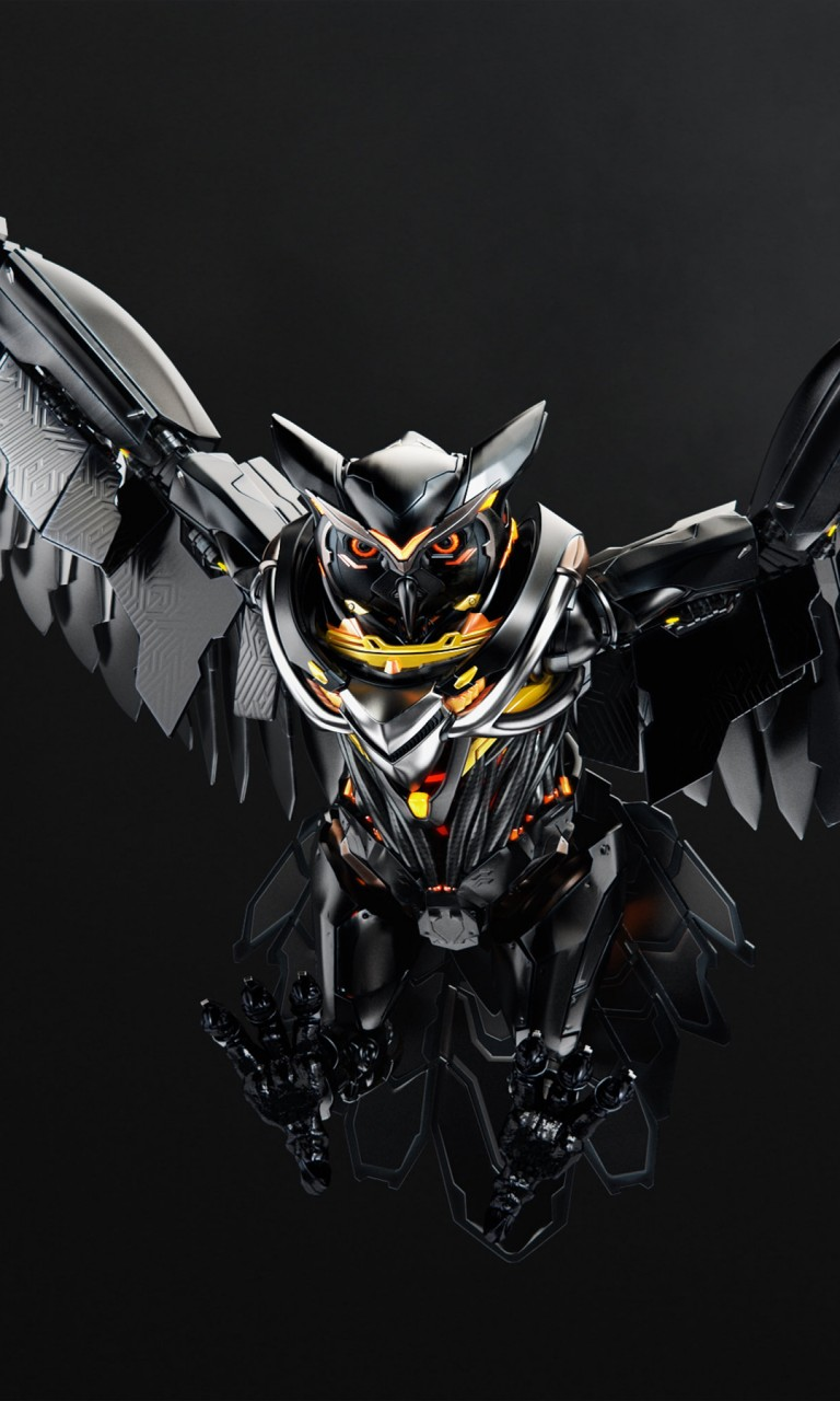 Asus Strix Owl 4K Wallpapers  HD Wallpapers  ID 21869