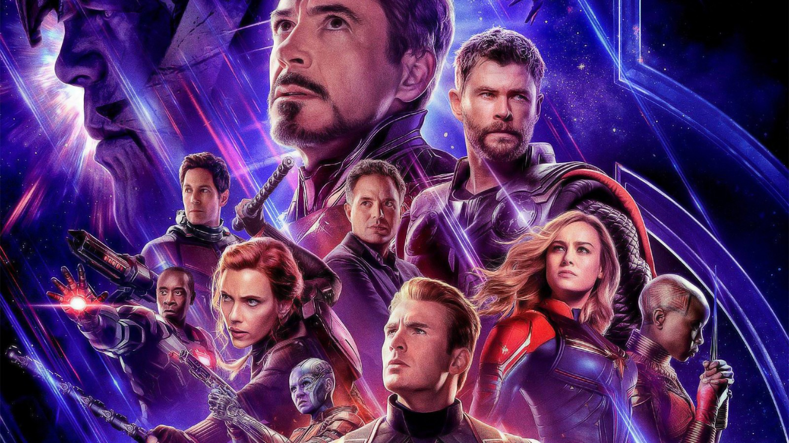 Iphone 7 Wallpaper Official Avengers Endgame Official Poster 4k Wallpapers Hd