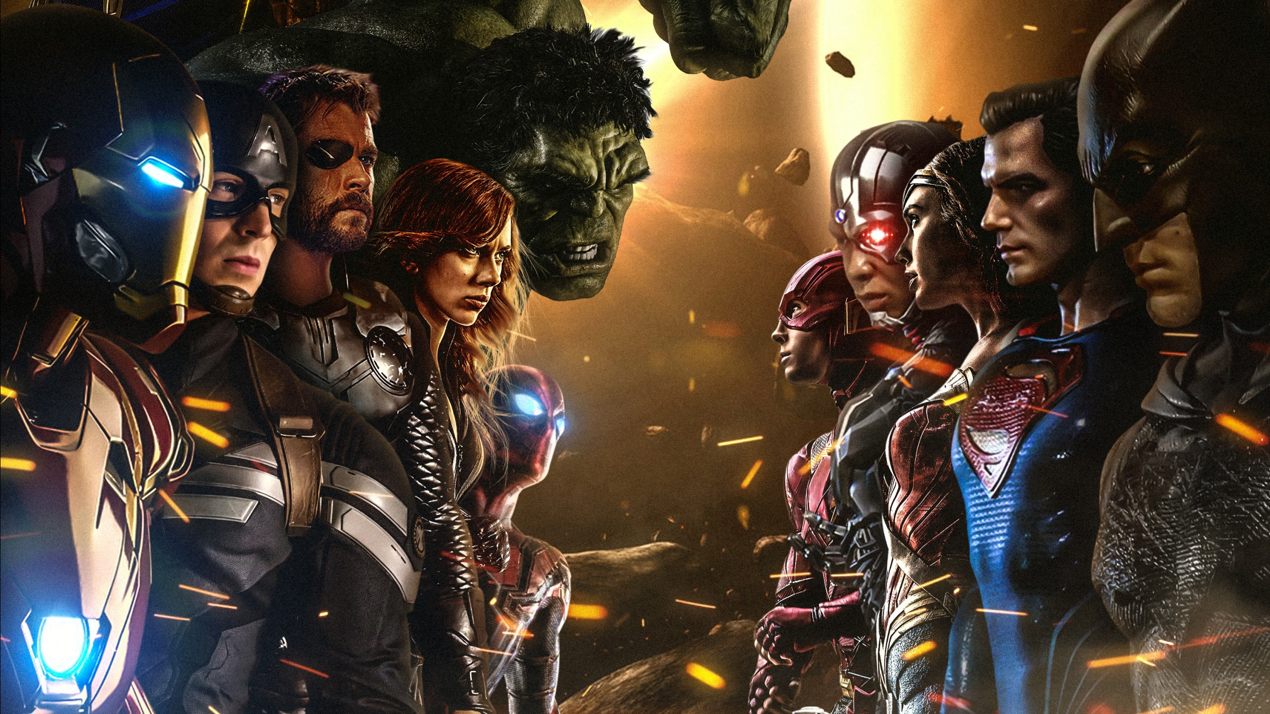 Cute Vs Pink Wallpapers Avengers Vs Justice League Wallpapers Hd Wallpapers Id
