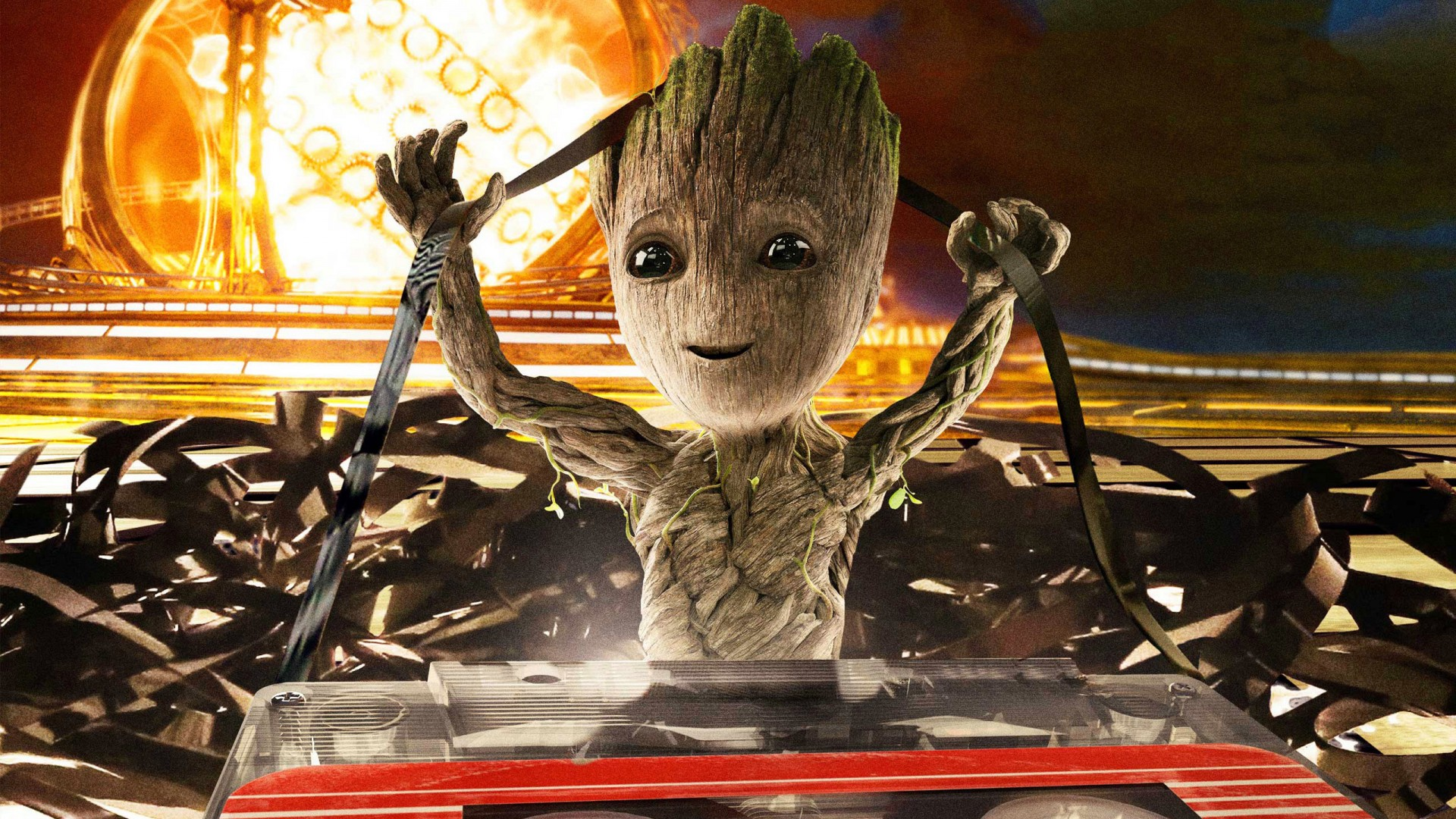 Cute Wallpaper 1440 1080 Baby Groot Wallpapers Hd Wallpapers Id 20020