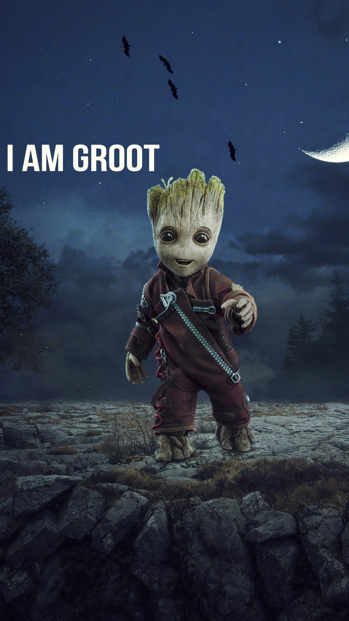 Latest Hd Wallpapers For Iphone 7 Baby Groot Wallpapers Hd Wallpapers Id 25853