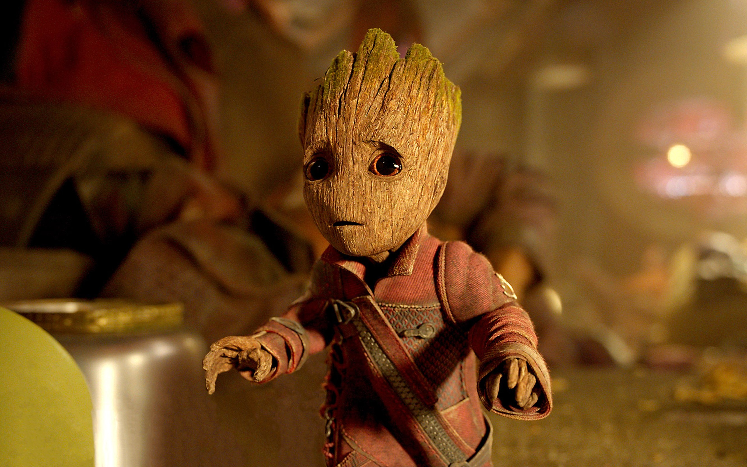 Cute Baby Wallpaper Download Hd Baby Groot Guardians Of The Galaxy Vol 2 Wallpapers Hd