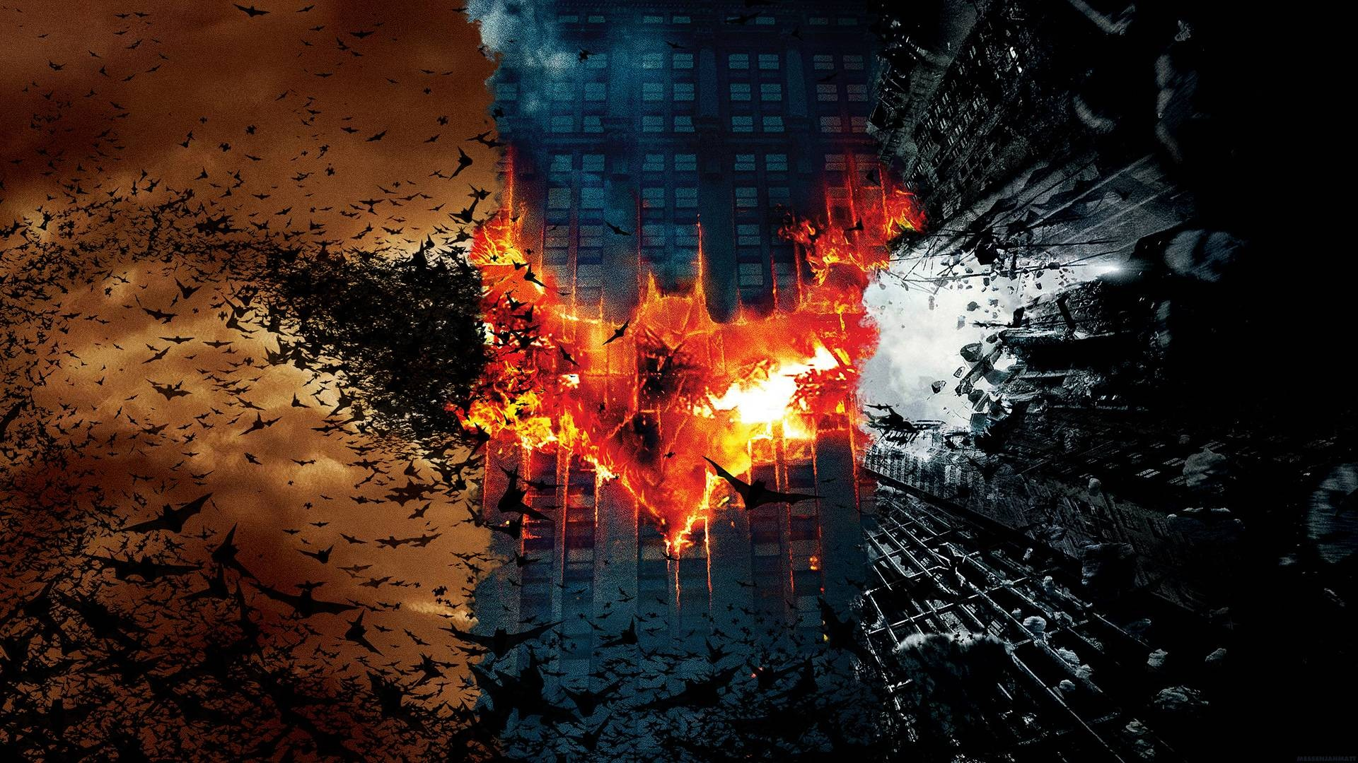 Iphone 4 Wallpapers Hd 3d Batman Dark Knight Trilogy Wallpapers Hd Wallpapers Id
