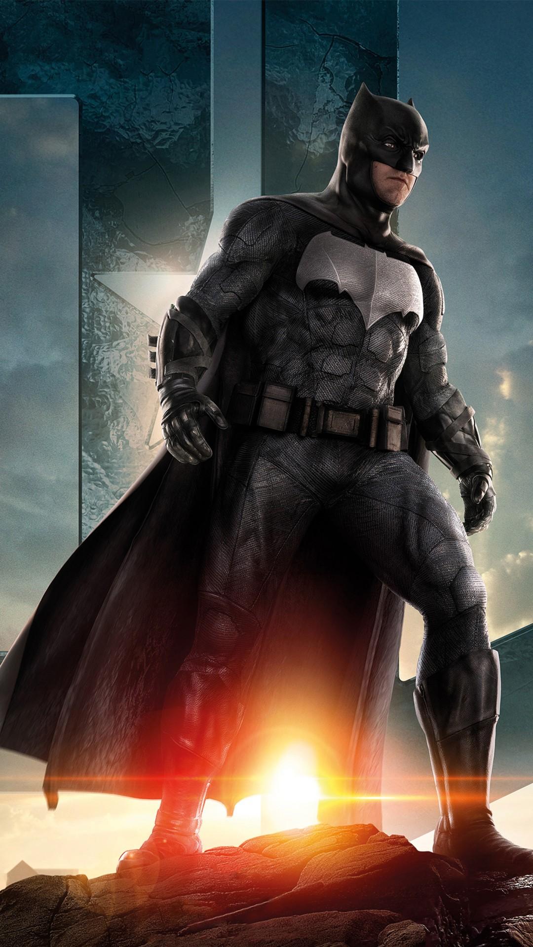 Batman Iphone 7 Wallpaper Batman In Justice League Wallpapers Hd Wallpapers Id