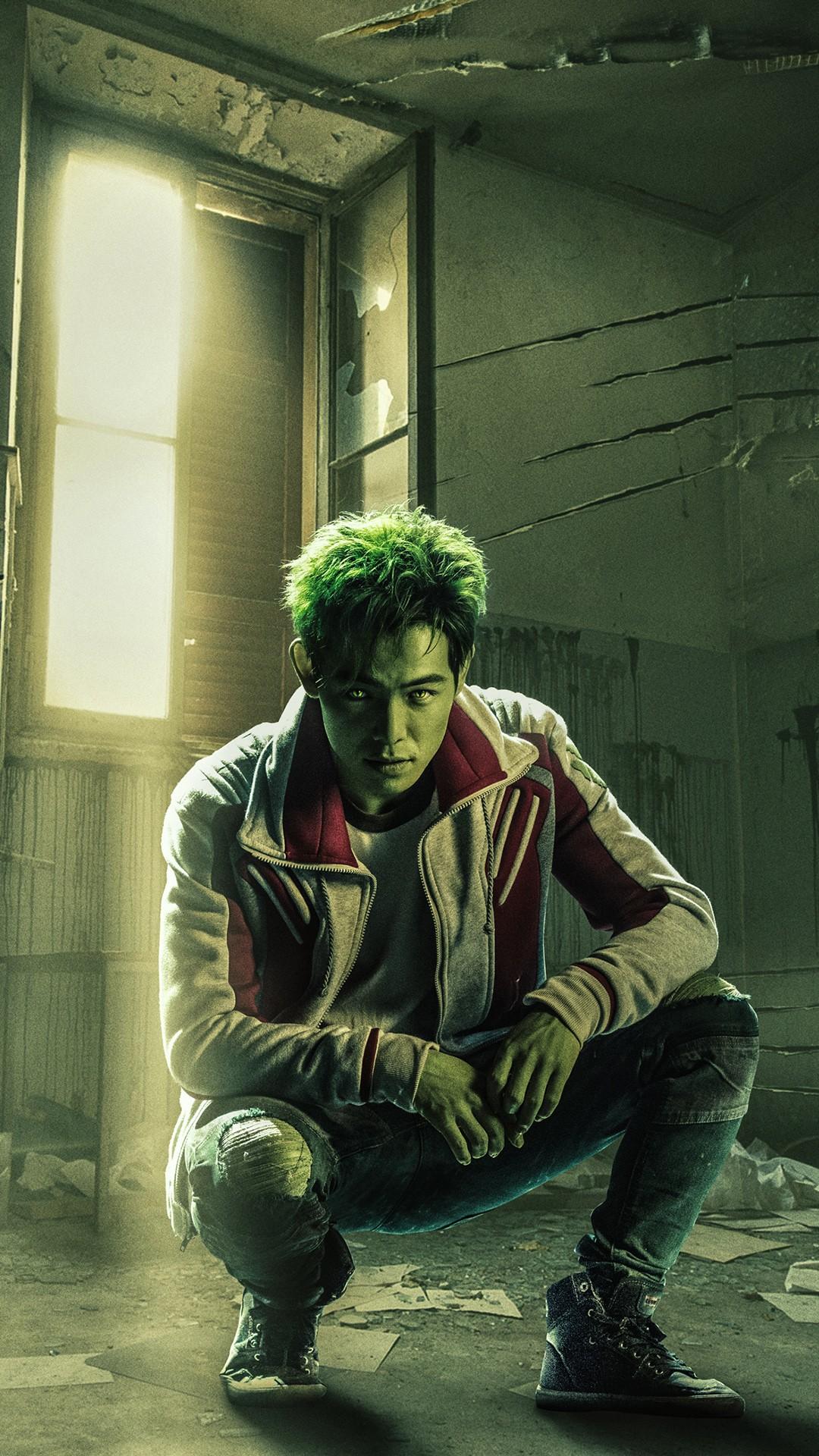 Joker Wallpaper Hd Download Beast Boy In Titans Tv Series 4k Wallpapers Hd