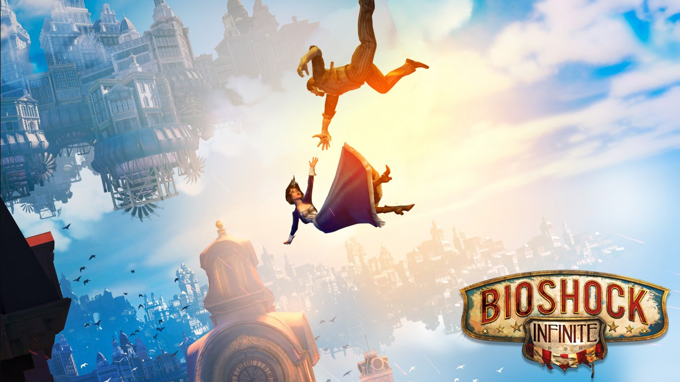 3d Effect Wallpaper For Android Bioshock Infinite Video Game Wallpapers Hd Wallpapers