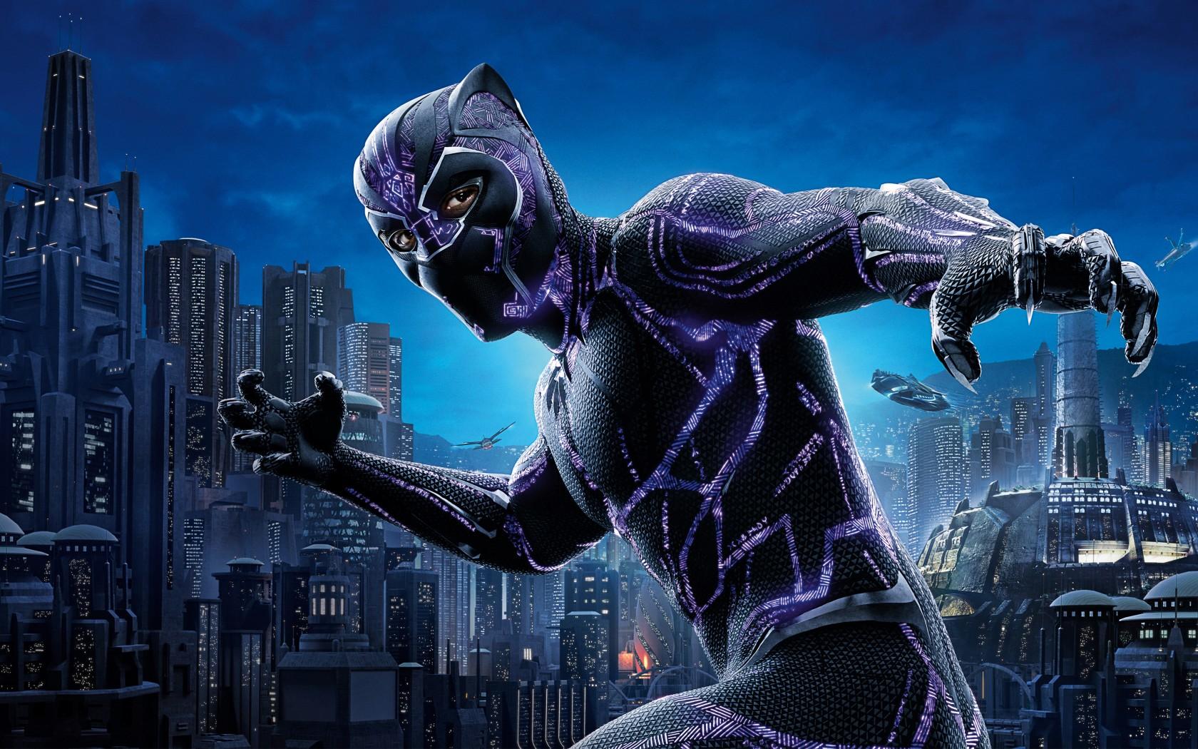 8k Car Wallpaper Download Black Panther Movie 4k 8k Wallpapers Hd Wallpapers Id