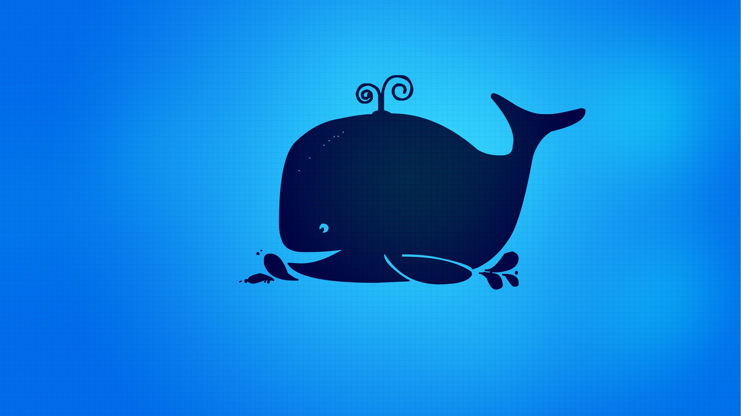 Cute Cartoon Birds Wallpapers Blue Whale Wallpapers Hd Wallpapers Id 17303
