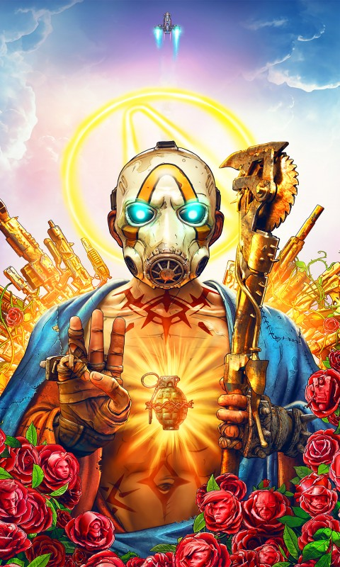 Creative Fall Wallpaper Borderlands 3 4k Wallpapers Hd Wallpapers Id 28261