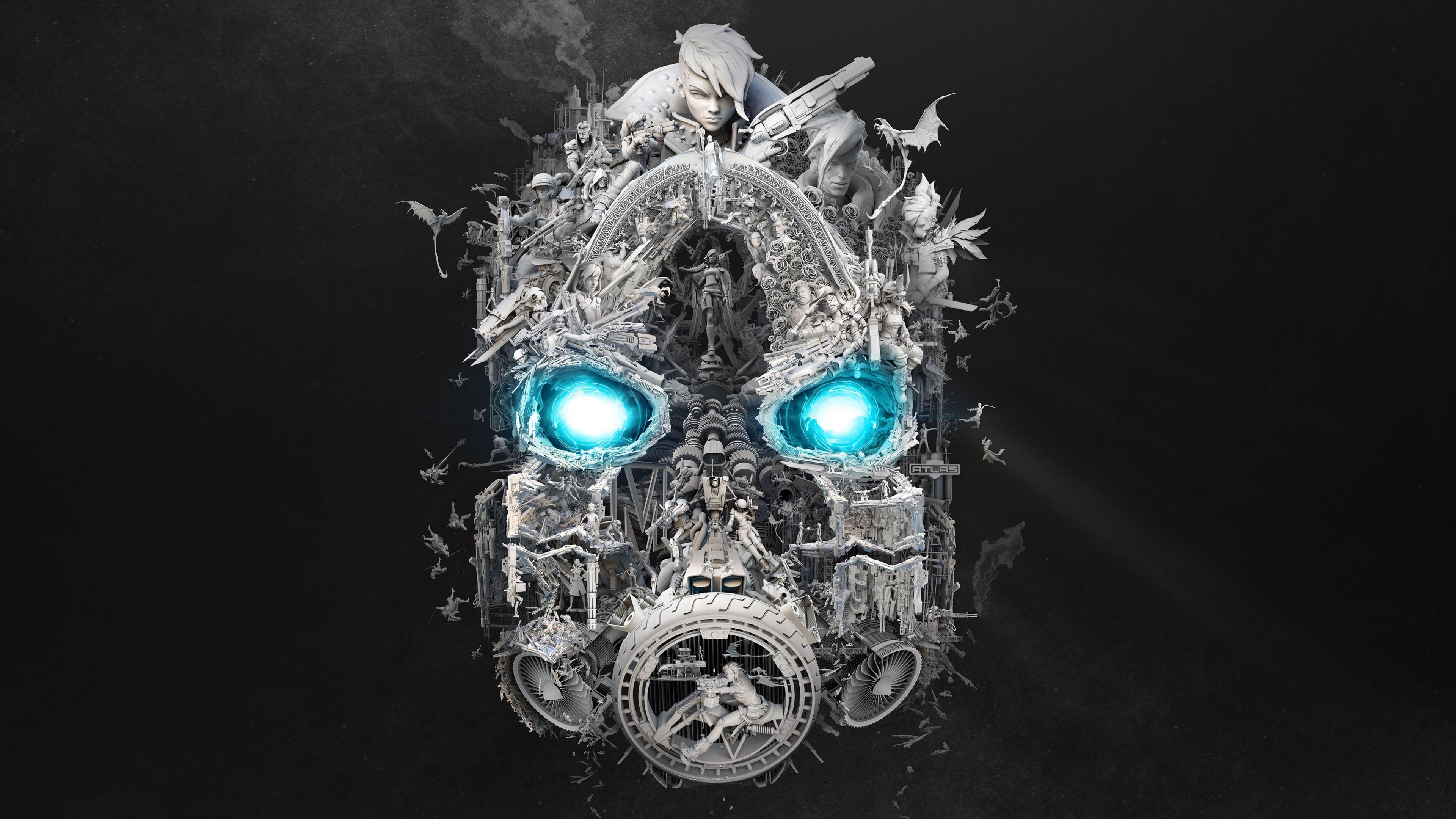 Tomb Raider Iphone 5 Wallpaper Borderlands 3 Mask Of Mayhem 5k Wallpapers Hd Wallpapers