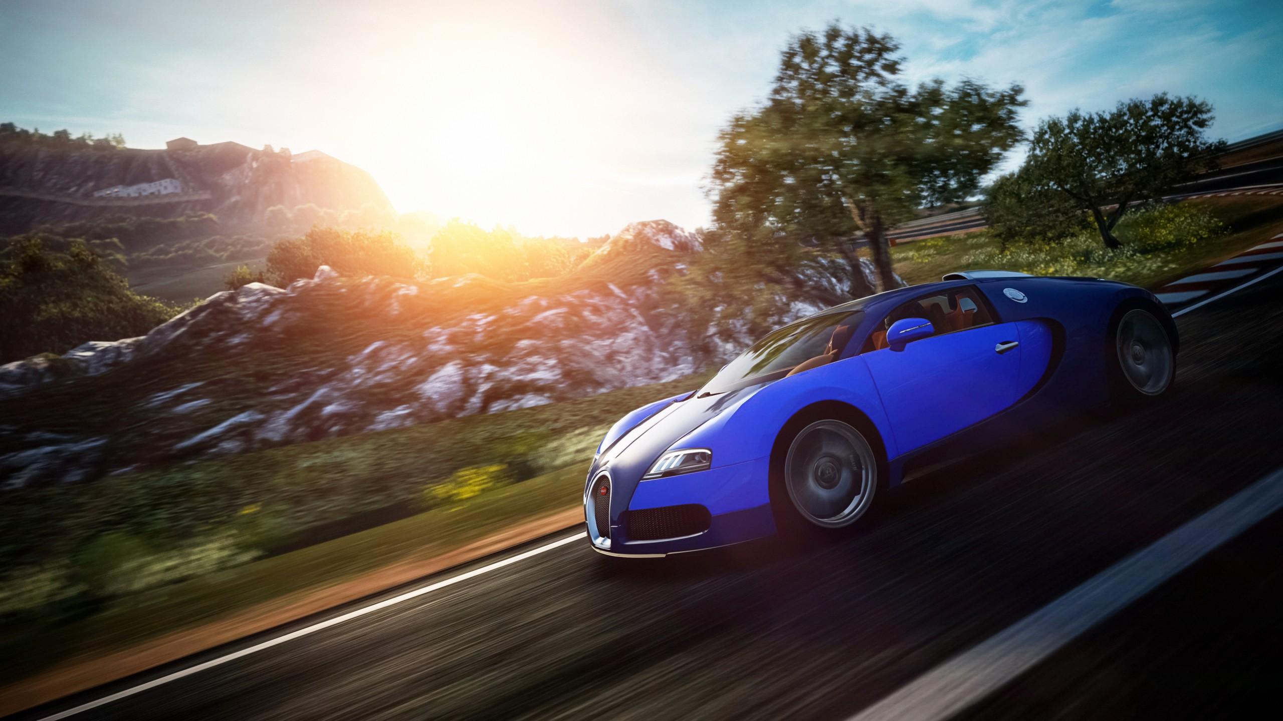 Bugatti Veyron Eb 16 4 Gran Turismo 6 Wallpapers Hd