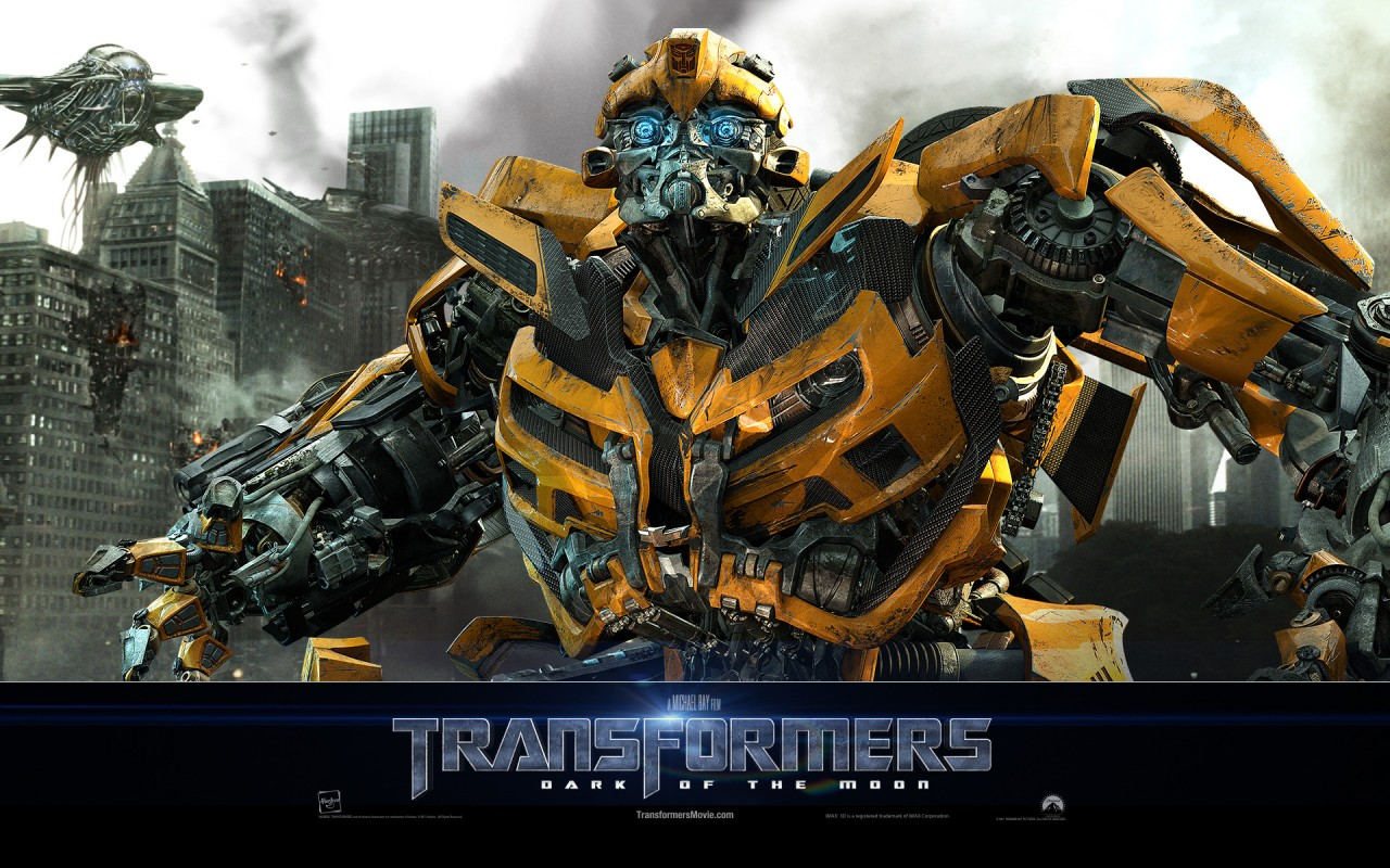 Transformer 4 Cars Wallpaper Bumblebee Transformers Dark Of The Moon Wallpapers Hd