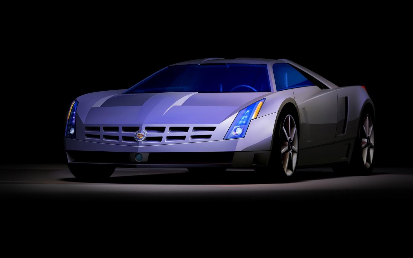 Qhd Car Wallpapers Cadillac Cien Concept Car Wallpapers Hd Wallpapers Id