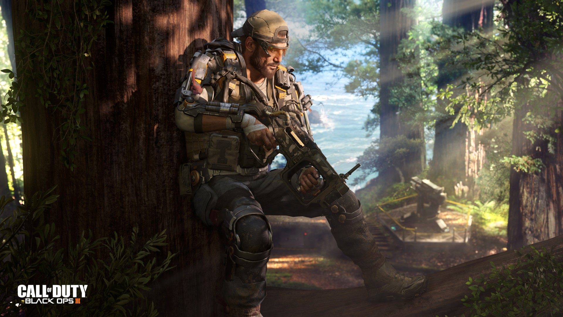 Call Of Duty Ww2 Iphone Wallpaper Call Of Duty Black Ops 3 Specialist Nomad Wallpapers Hd