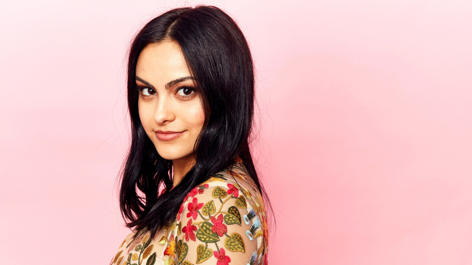 Bad Girl Quotes Wallpaper Camila Mendes 4k Wallpapers Hd Wallpapers Id 21940