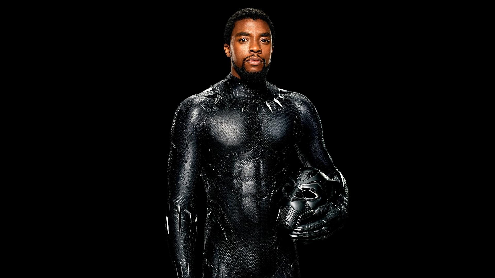 Cute Window 10 Wallpaper Chadwick Boseman As Black Panther 4k Wallpapers Hd