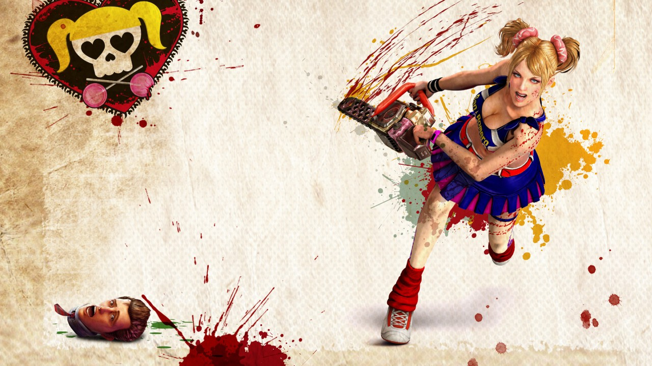 Cute Cheer Wallpapers Cheerleader Zombie Hunter Wallpapers Hd Wallpapers Id