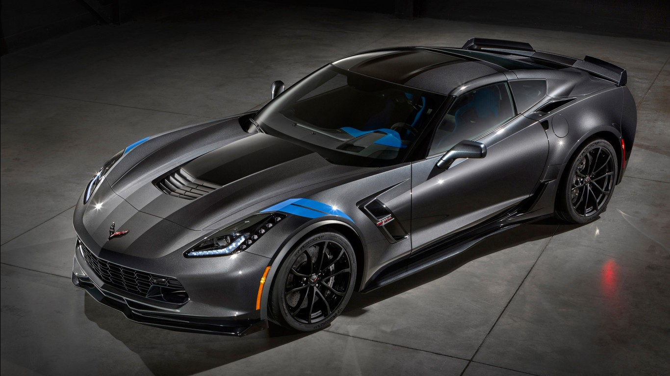 Camaro Car Hd Wallpapers For Mobile Chevrolet Corvette Grand Sport 2017 Wallpapers Hd Wallpapers